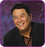 Robert Kiyosaki, Author, Rich Dad Poor Dad